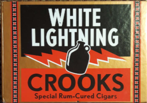 White Lightning Rum Crooks