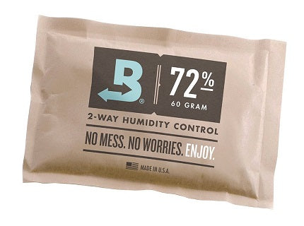 Humidification: Boveda 72 Humidity Packs