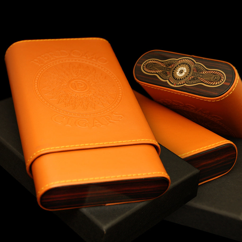 PERDOMO LEATHER CIGAR CASE Gift