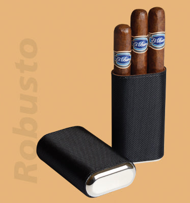 Cigar Case: Craftsman's Bench Nylon - Robusto