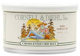 Cornell & Diehl Cross-Eyed Cricket