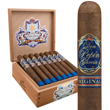 Don Pepin Garcia Blue