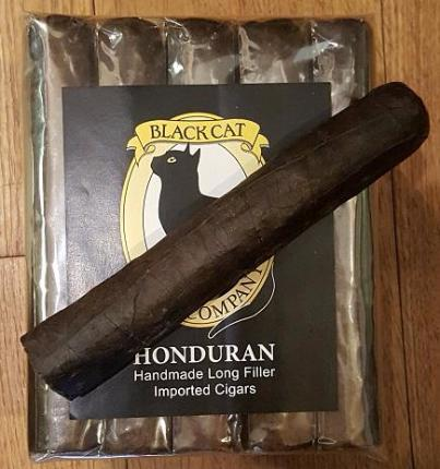 Black Cat Hondurans DeLuxe