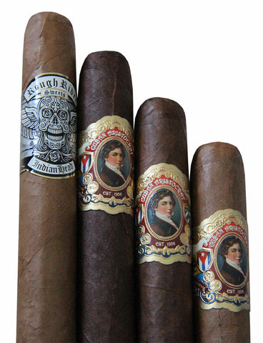 4-pack Robusto Sampler Gift