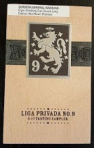 Liga Privada No. 9 Tasting Sampler