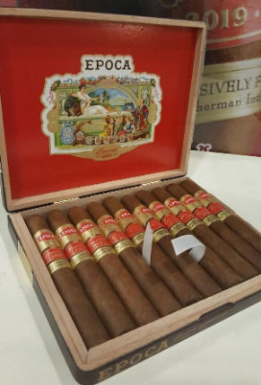 Nat Sherman Epoca Limited Edition 2019