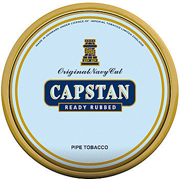 Capstan Ready Rubbed