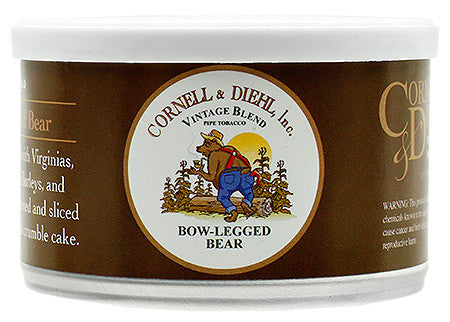 Cornell & Diehl Bow Legged Bear