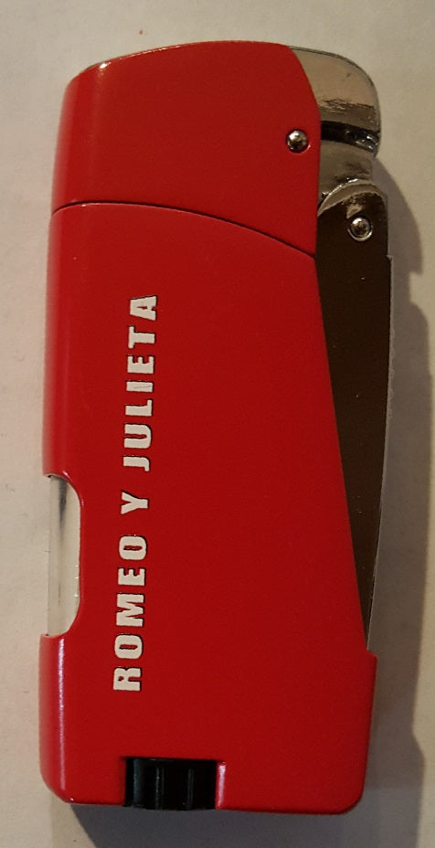 Romeo y Julieta Torch Lighter Gift