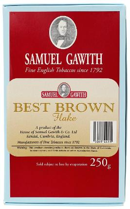 Samuel Gawith - Best Brown