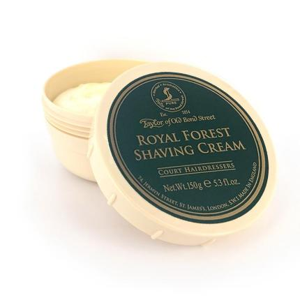 Shaving Cream: Royal Forest