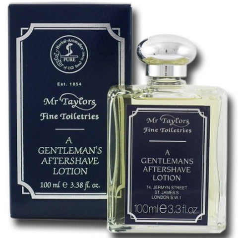 Aftershave: Mr. Taylor