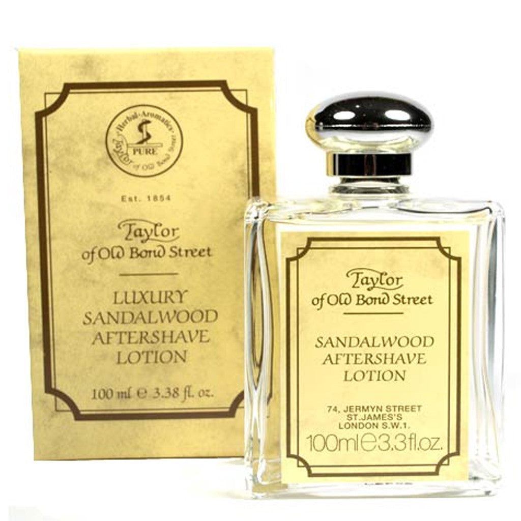 Aftershave: Sandalwood