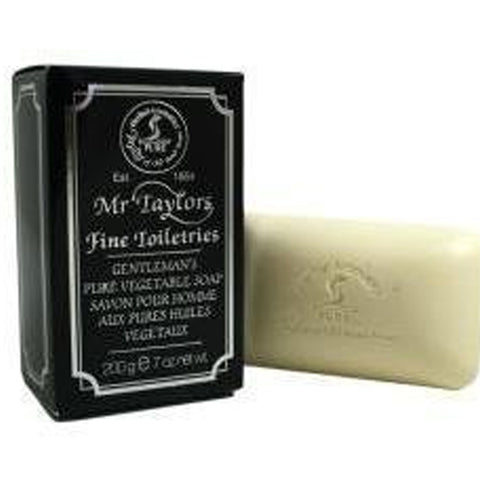 Body Soap: Mr. Taylor's