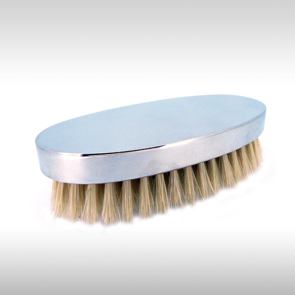 Brush: Pewter Hairbrush