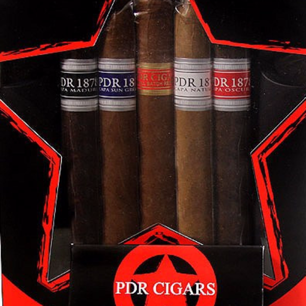 PDR Robusto Sampler w/ Ashtray