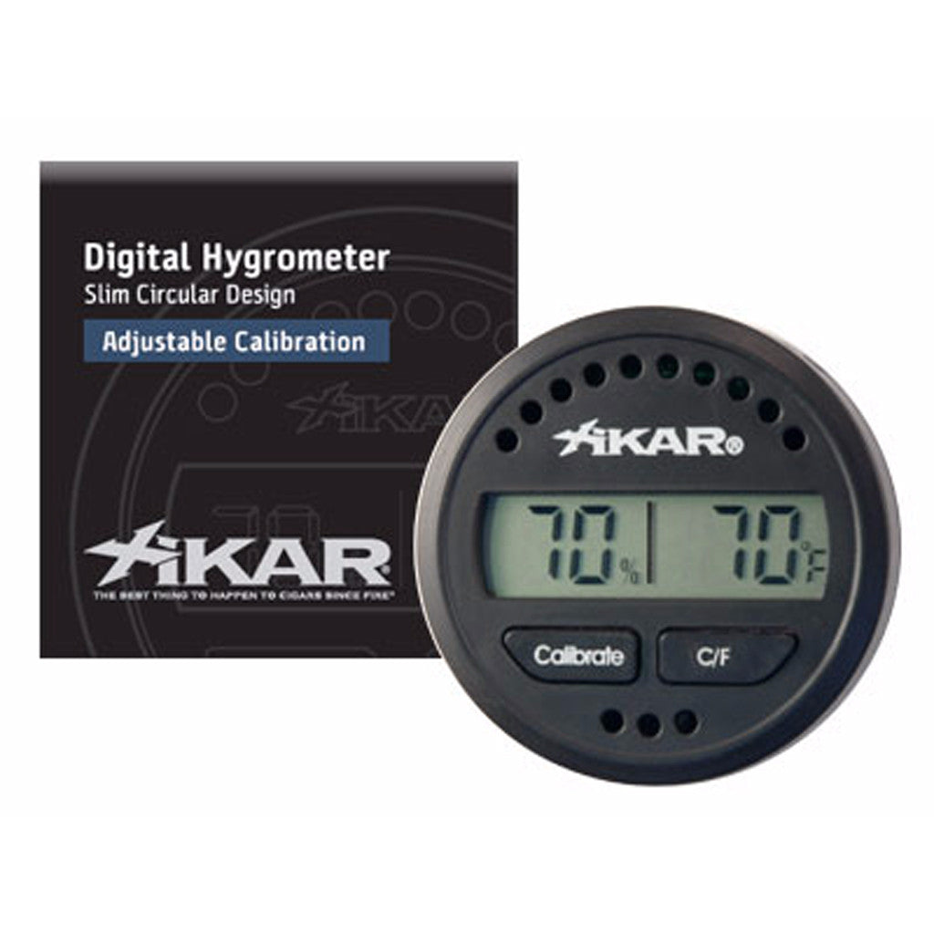 Humidification: Xikar Digital Hygrometer