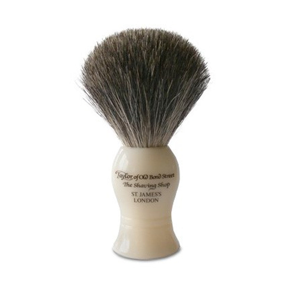 Shave Brush: Pure Badger