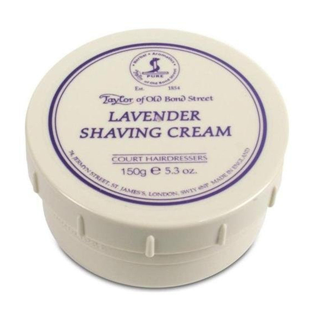 Shaving Cream: Lavender