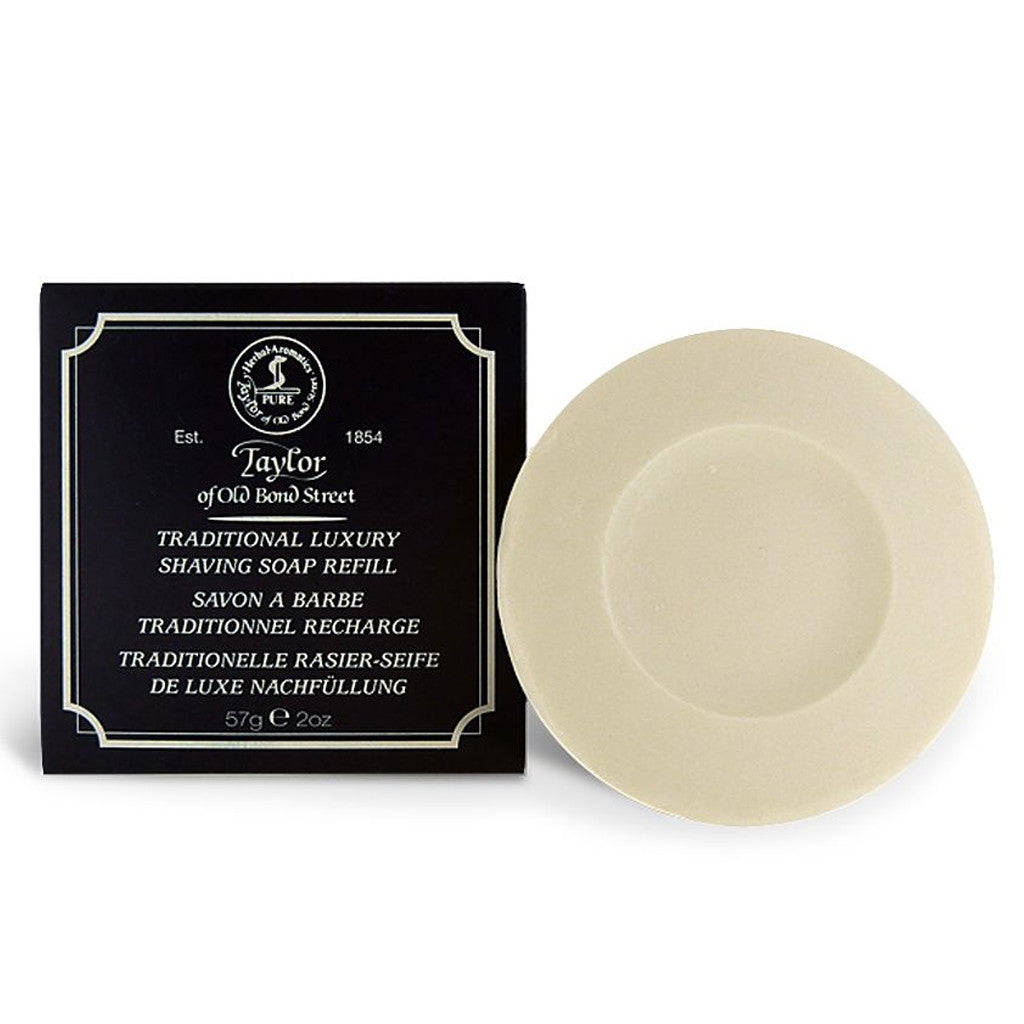 Shaving Soap: Traditional