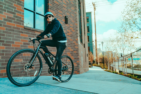 E-Bikes and Fitness