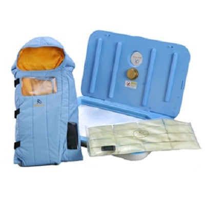 Embrace - portable infant warmer