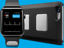 Alivecor - mobile EKG device