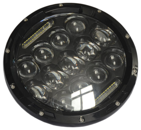 "7"" LED Headlamp for Jeep Wrangler, Pair"