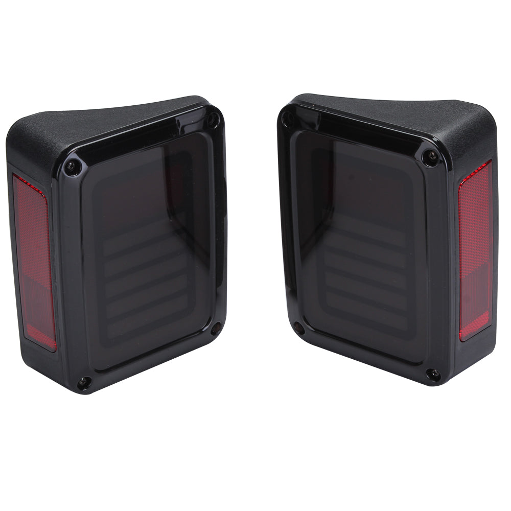 Taillamp for Jeep Wrangler JK, Pair