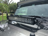 "21.5"" LED Light Bar, 4D"