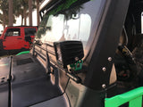 "Window Frame Bracket for 50"" Light Bar & Pods on Jeep TJ"