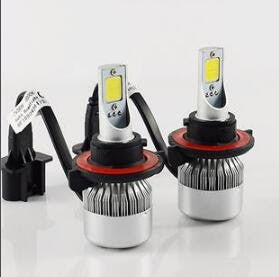 LED Headlamp Bulb Replacement Kit - Jeep Wrangler JK
