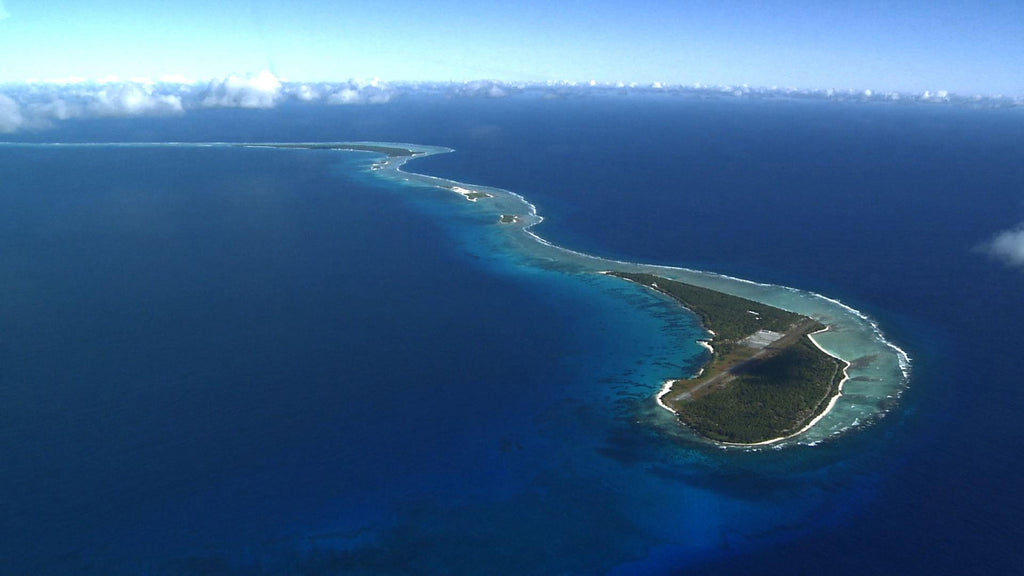 Bikini Atoll Islands