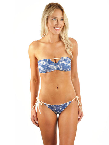 Hannah Braid Bandeau Top - Naked Ocean/Naked