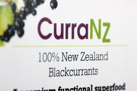 CurraNZ, a world-leading superfood supplement for health and fitness