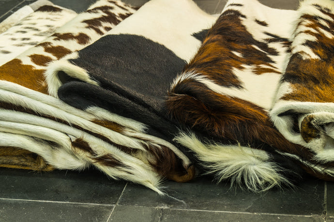 How Decohides produce the Cowhide Rugs – Cowhide Process