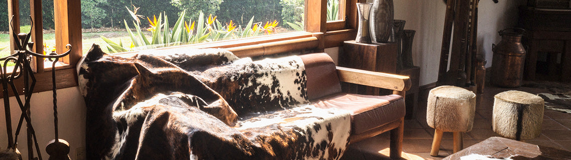 Cowhide Rugs - About DECOHIDES