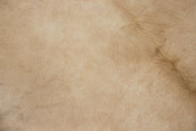 Load image into Gallery viewer, Cream Cowhide rug