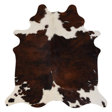 Load image into Gallery viewer, Decohides Tricolor Cowhide Rug