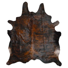 Load image into Gallery viewer, Real Cowhide Rug Dark Brindle | Decohides®