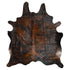 Real Cowhide Rug Dark Brindle | Decohides®