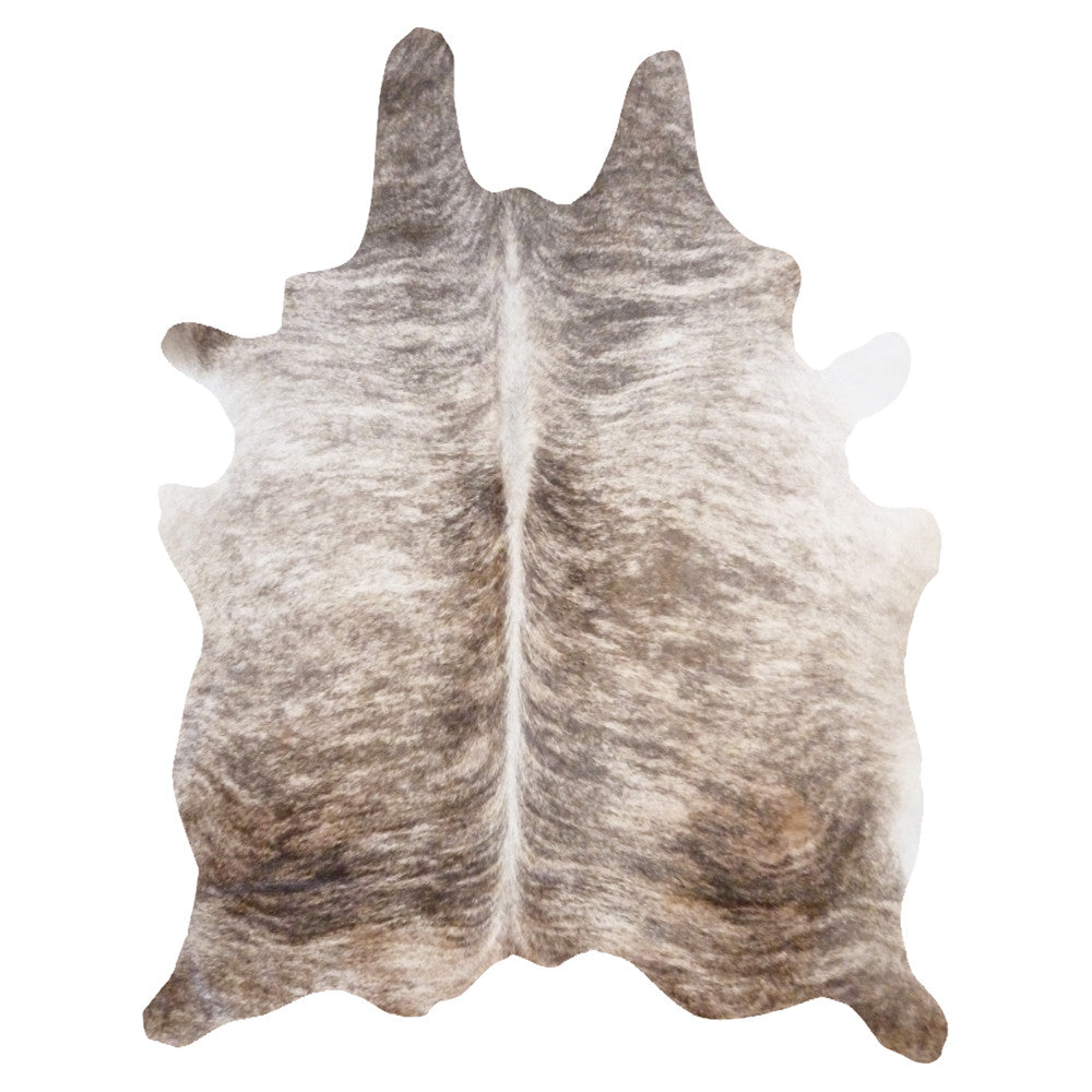 Real Cowhide Rug Light Brindle | Decohides®