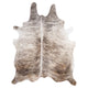 Real Cowhide Rug Light Brindle