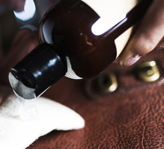 How to Clean Vegan Leather