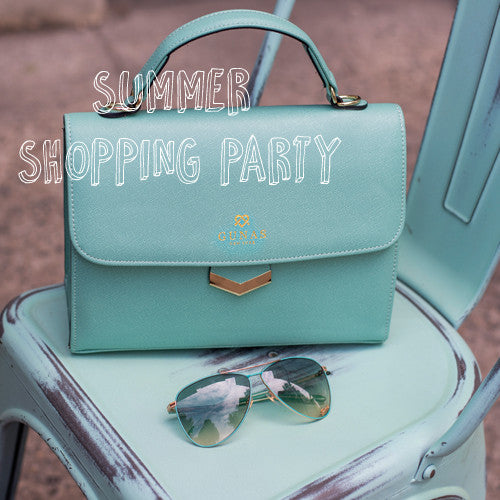 Summer Shopping Party