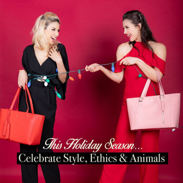 Lux Ethical Vegan Holiday Gift-Guide 2019!