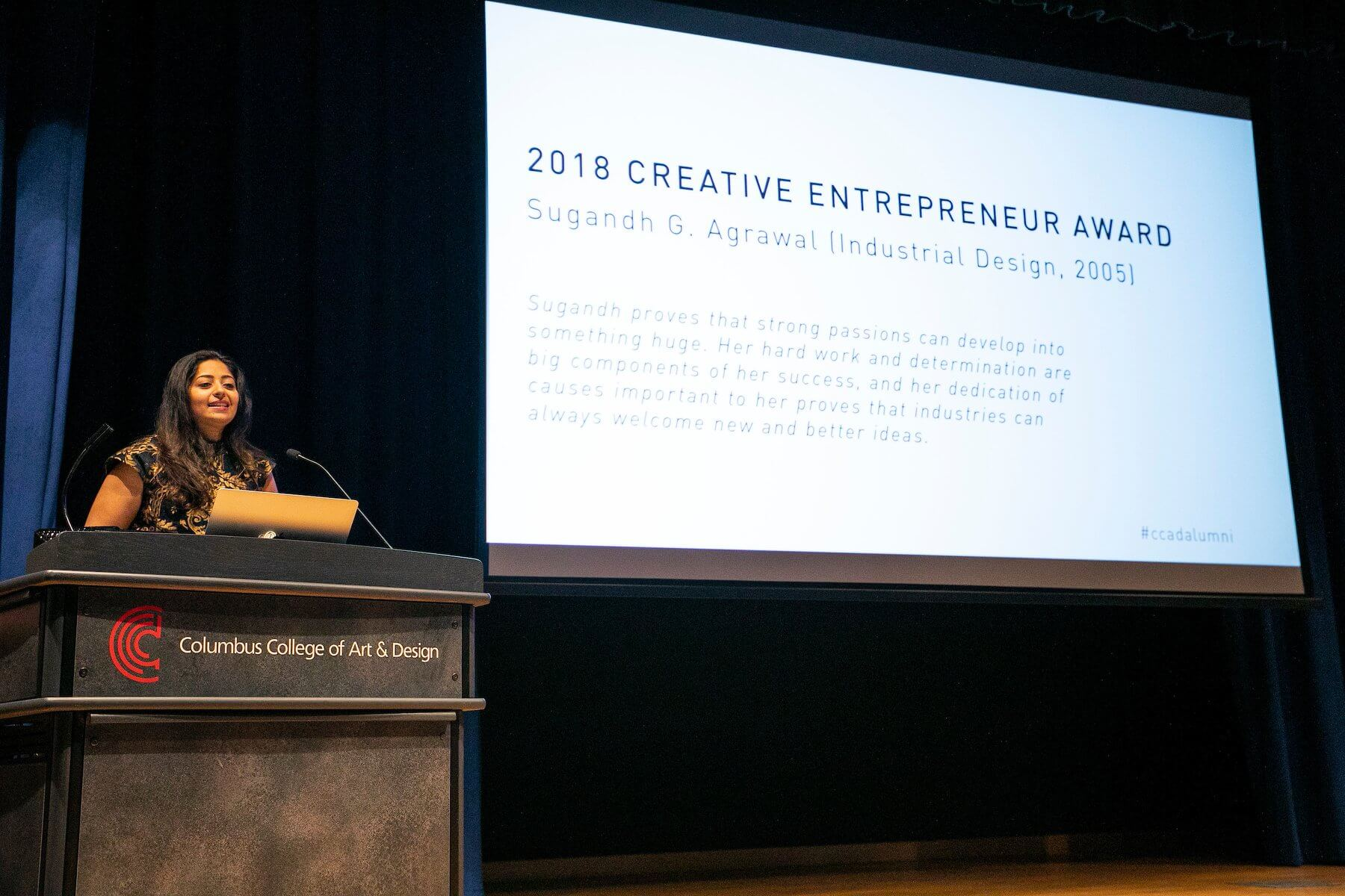 Creative Entrepreneur Award