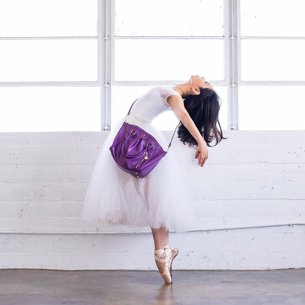 vegan ballerina fashion