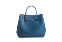 JANE Navy Handbag For Women's - Gunas New York 2