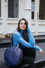 Meghan M Tote Vegan Leather: Gunas New York Model 1